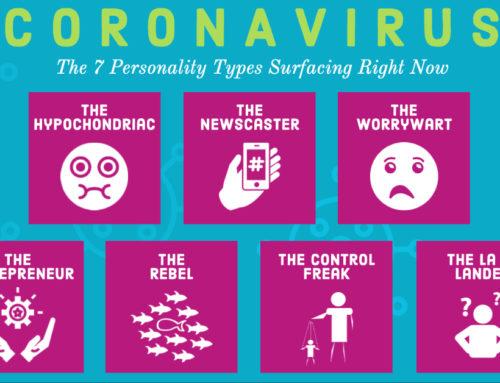 Coronavirus: The 7 Personality Types Surfacing Right Now
